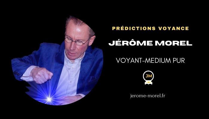 jerome morel predictions voyance france et monde