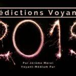 les prédictions voyance du medium jérôme morel pour l'année 2019