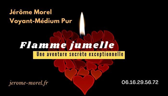 flamme jumelle jerome morel