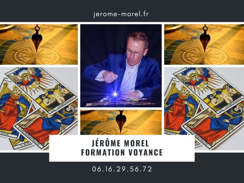 formation voyance avec jérôme Morel