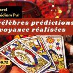 prédictions voyance réalisées