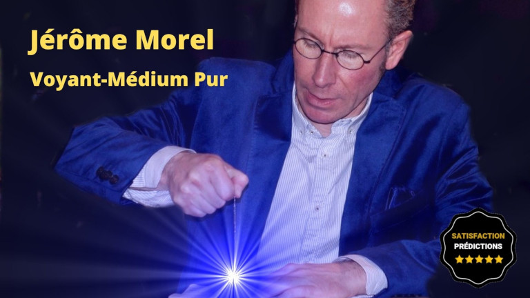 LE VOYANT MEDIUM JEROME MOREL