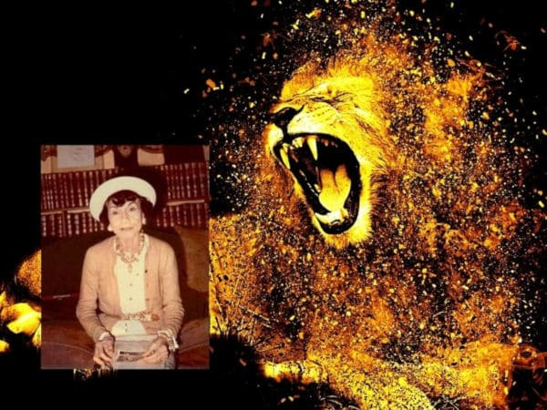 coco chanel astrologie lion