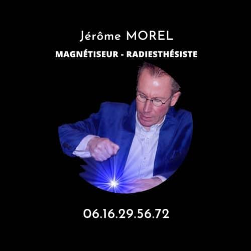 Le magnétisme avec Jerome Morel Voyant