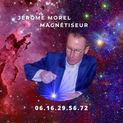 Magnétisme à distance avec Jérôme Morel